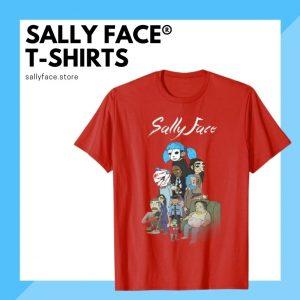 Sally Face T-Shirts