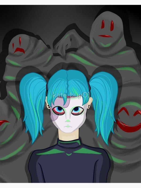 artwork Offical Sally Face Merch