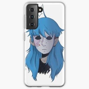 Sally Face (Snapped) Samsung Galaxy Soft Case RB0106 product Offical Sally Face Merch