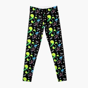 Sally Face Leggings RB0106 product Offical Sally Face Merch