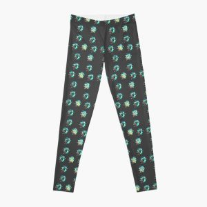 Sally Face - All his masks Leggings RB0106 product Offical Sally Face Merch