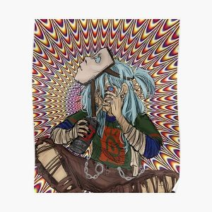 Sally face TRippy Sal Poster RB0106 product Offical Sally Face Merch