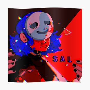 Sal - Sally Face Poster RB0106 product Offical Sally Face Merch