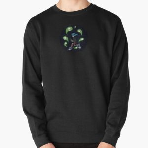 Sally Face Ghost Hunter Pullover Sweatshirt RB0106 product Offical Sally Face Merch