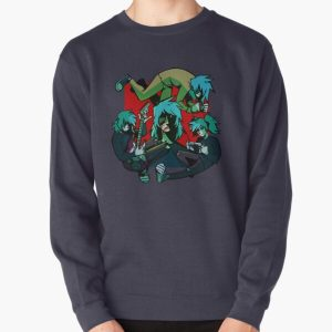 SALLY FACE GENERATIONS Pullover Sweatshirt RB0106 product Offical Sally Face Merch