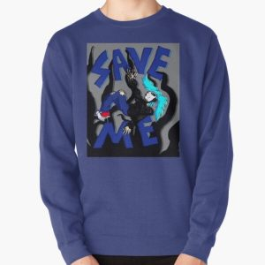 Sally Face Save Me Pullover Sweatshirt RB0106 product Offical Sally Face Merch