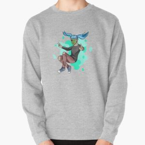 Sally Face - Lizard Mask Pullover Sweatshirt RB0106 product Offical Sally Face Merch