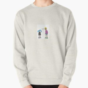 Sally Face Sal and Travis Pullover Sweatshirt RB0106 product Offical Sally Face Merch