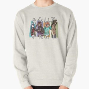 The Sally Face Crew Pullover Sweatshirt RB0106 product Offical Sally Face Merch