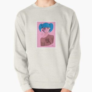 Sally Face from Sally Face Pullover Sweatshirt RB0106 product Offical Sally Face Merch