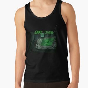 Game Over, Sallyface... Tank Top RB0106 product Offical Sally Face Merch