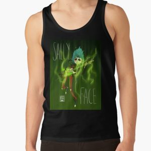 Sally Face Tank Top RB0106 product Offical Sally Face Merch