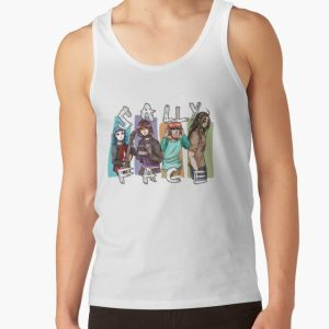 The Sally Face Crew Tank Top RB0106 product Offical Sally Face Merch