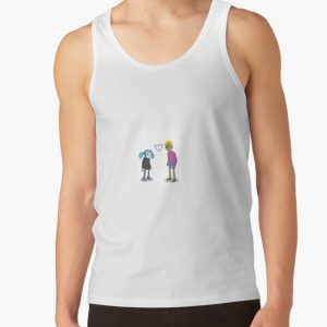 Sally Face Sal and Travis Tank Top RB0106 product Offical Sally Face Merch