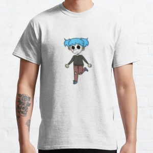 Sally Face Sticker Classic T-Shirt RB0106 product Offical Sally Face Merch