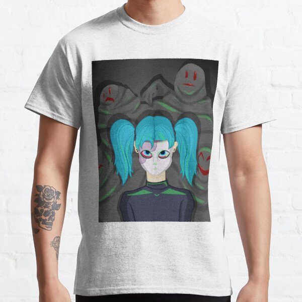 Sally Face  Classic T-Shirt RB0106 product Offical Sally Face Merch