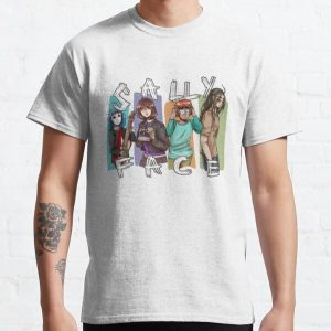 The Sally Face Crew Classic T-Shirt RB0106 product Offical Sally Face Merch