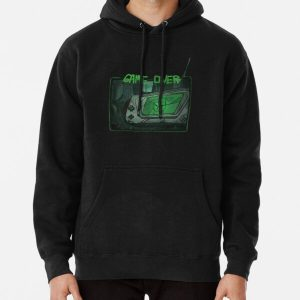 Game Over, Sallyface... Pullover Hoodie RB0106 product Offical Sally Face Merch