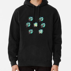 Sally Face - All his masks Pullover Hoodie RB0106 product Offical Sally Face Merch