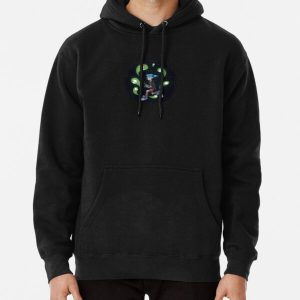 Sally Face Ghost Hunter Pullover Hoodie RB0106 product Offical Sally Face Merch