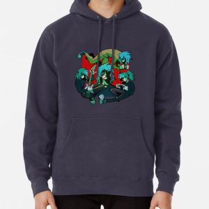 SALLY FACE GENERATIONS Pullover Hoodie RB0106 product Offical Sally Face Merch