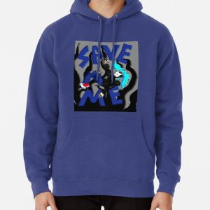 Sally Face Save Me Pullover Hoodie RB0106 product Offical Sally Face Merch
