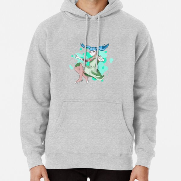 Sally Face - Prom Outfit and Fancy Mask Pullover Hoodie RB0106 product Offical Sally Face Merch