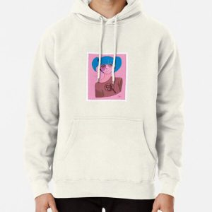 Sally Face from Sally Face Pullover Hoodie RB0106 product Offical Sally Face Merch