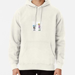 Sally Face Sal and Travis Pullover Hoodie RB0106 product Offical Sally Face Merch