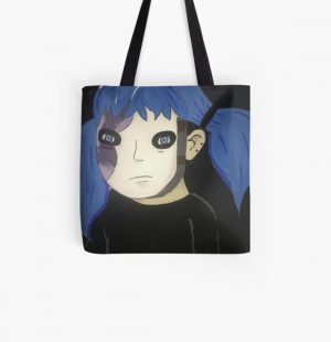 Sally Facebook All Over Print Tote Bag RB0106 product Offical Sally Face Merch