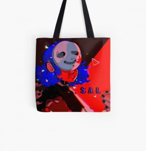 Sal - Sally Face All Over Print Tote Bag RB0106 product Offical Sally Face Merch