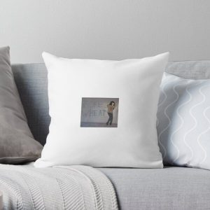 Larry Johnson Sally face Throw Pillow RB0106 product Offical Sally Face Merch