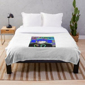 Sally face original print Throw Blanket RB0106 product Offical Sally Face Merch