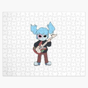 Sally Face Guitar Design Jigsaw Puzzle RB0106 product Offical Sally Face Merch