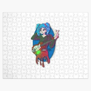 Sally face - Sal Fisher' Jigsaw Puzzle RB0106 product Offical Sally Face Merch