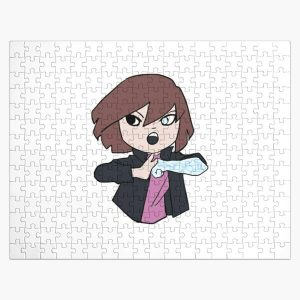 Ashley From Sally Face Jigsaw Puzzle RB0106 product Offical Sally Face Merch