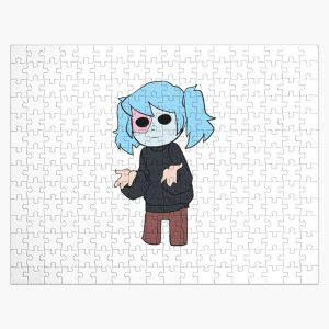 Sally Face Design Jigsaw Puzzle RB0106 product Offical Sally Face Merch