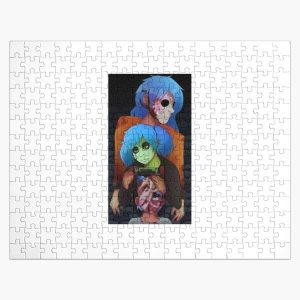 Changes - Sally Face Fanart Jigsaw Puzzle RB0106 product Offical Sally Face Merch