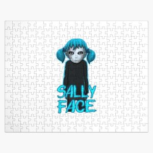 Sally Face Game Jigsaw Puzzle RB0106 product Offical Sally Face Merch