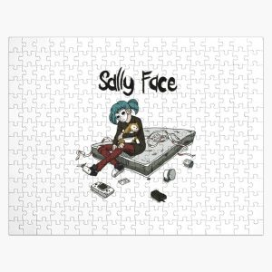 Sally Face Jigsaw Puzzle RB0106 product Offical Sally Face Merch