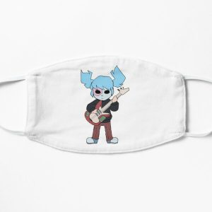 Sally Face Guitar Design Flat Mask RB0106 product Offical Sally Face Merch