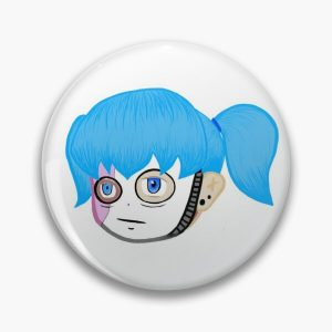 Sally face sticker  Pin RB0106 product Offical Sally Face Merch